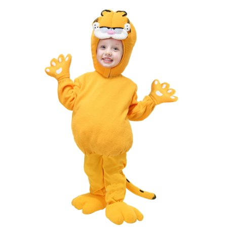 Toddler Garfield Costume - Garfield's Halloween