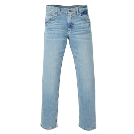 Wrangler Boys 4-16 & Husky 5 Pocket Taper Fit Jeans