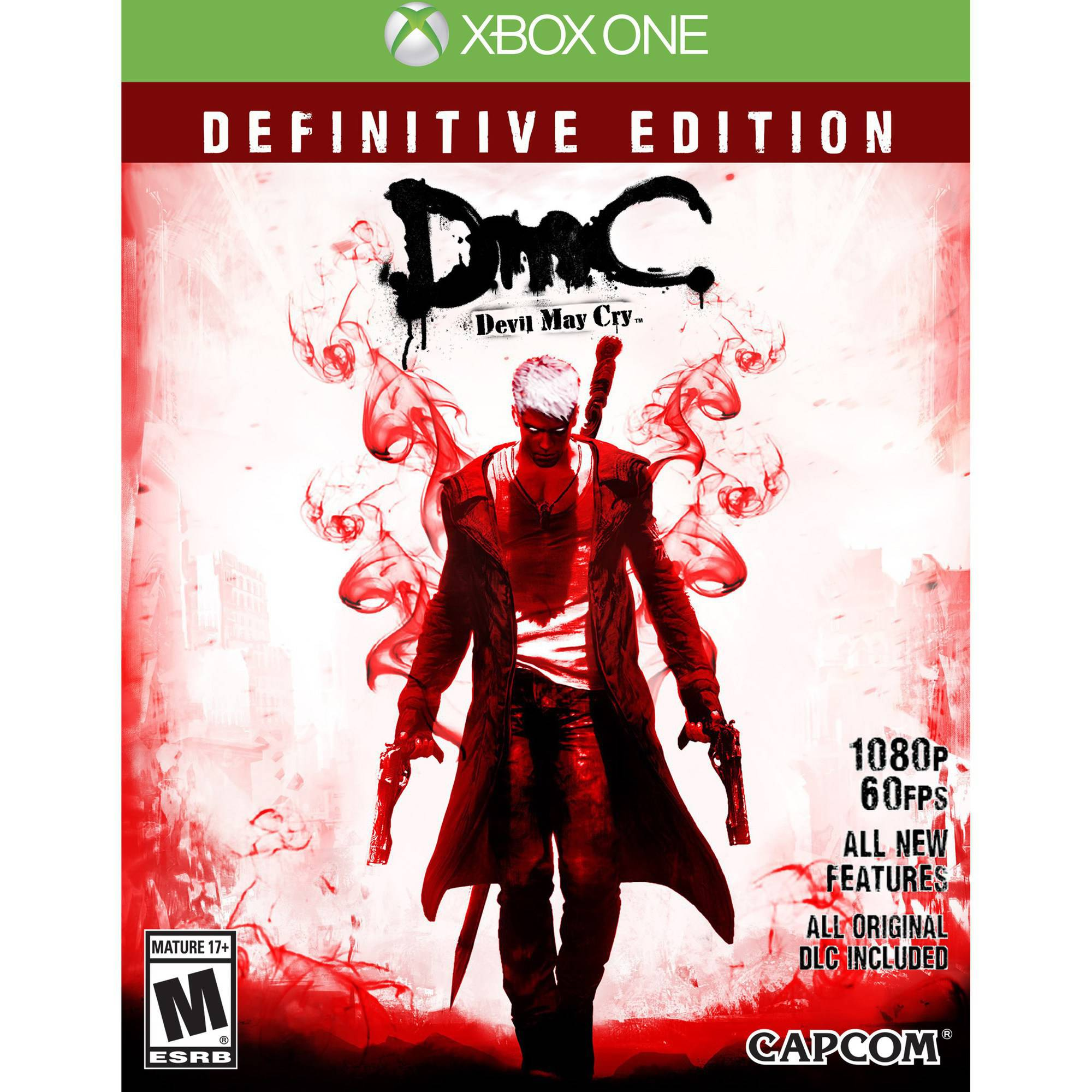 DMC: Devil May Cry (Xbox One) - Pre-Owned