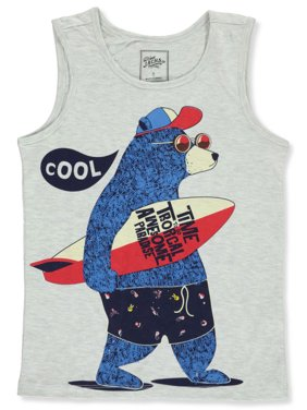 The Original J.A.C.H.S. Co. Boys' Athletic Animal Tank Top (Big Boys)