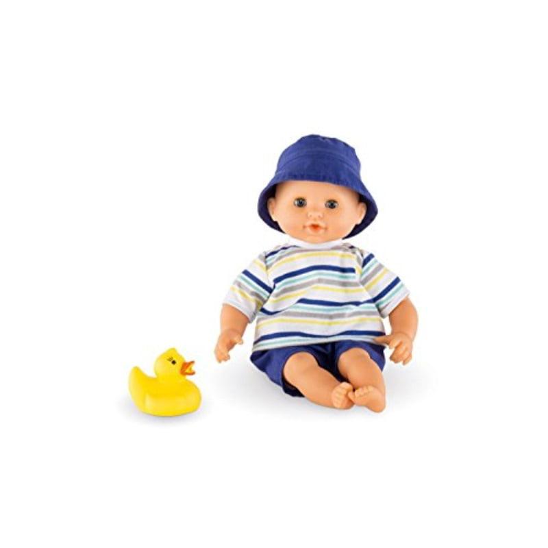 Corolle Mon Premier Bebe Bath Boy Baby Doll (New) by Corolle