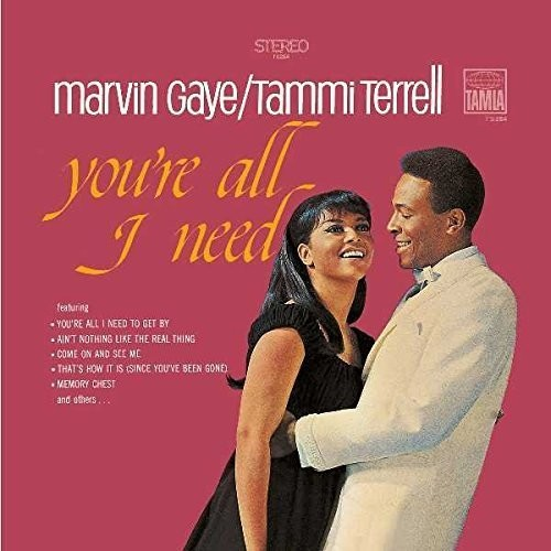 You're All I Need (With Tammi Terrell) (Vinyl)