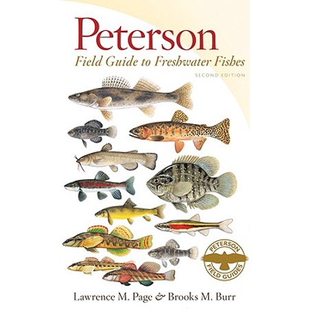 Peterson Field Guide to Freshwater Fishes, Second