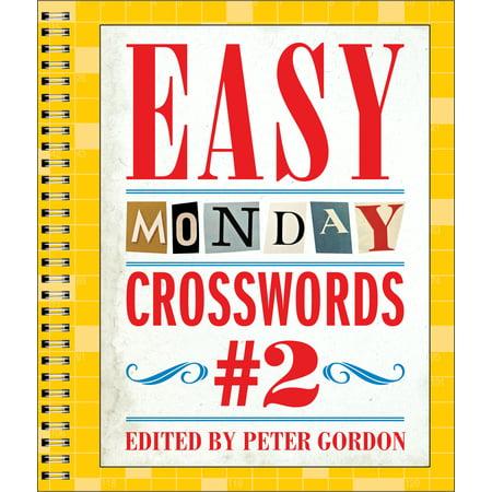 Easy Monday Crosswords  2