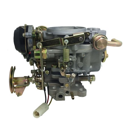 Ktaxon Carburetor for 1986-1994 Isuzu Pickup Amigo Trooper Impulse 4ZD1 2.3L (Smart Parts Impulse Screw)