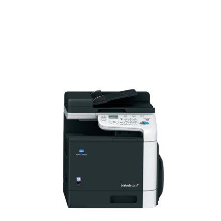 Refurbished Konica Minolta BizHub C25 A4 Color Laser Multifunction Copier - 22ppm, Copy, Print, Scan, Fax, Auto Duplex, Network, 600 x 600 dpi, 1 Tray