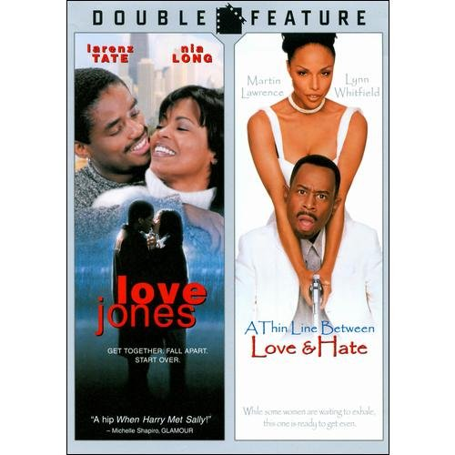 LOVE JONES/THIN LINE BETWEEN LOVE & HATE (DVD/DBFE)