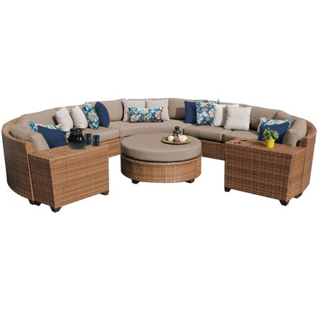 tuscan 8 piece outdoor wicker patio furniture set 08b