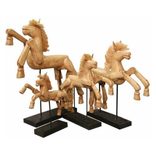 Groovystuff Hinged Horse on Stand
