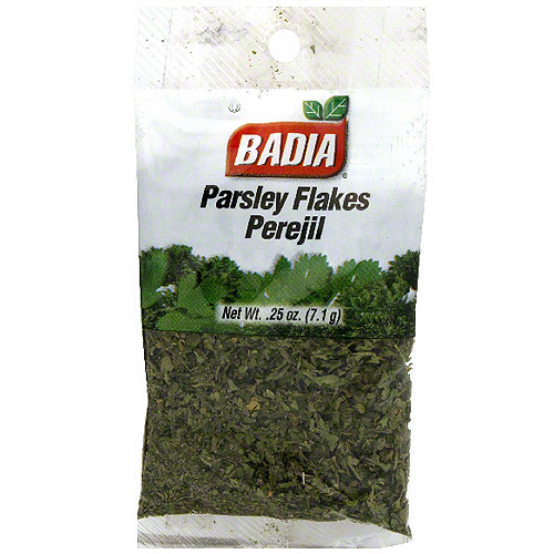 Badia Parsley Flakes, 0.25 oz (Pack of 12)