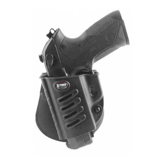 Fobus Roto Belt Left Hand Holster fits Beretta PX4 Storm