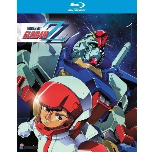 Mobile Suit Gundam ZZ, Collection 1 (Blu-ray) WDMBRRS1604