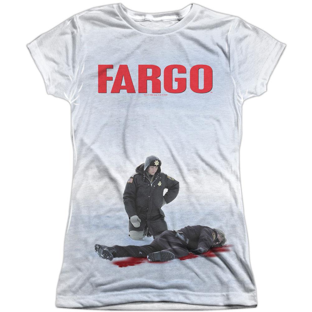 Fargo  Poster Girls Jr Sublimation White