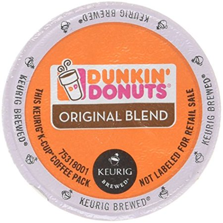 Dunkin Donuts K-Cups Original Flavor - Box of 14 Kcups for use in Keurig Coffee Brewers