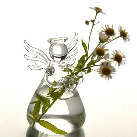 Creative Flower Arrangement Home Hydroponic Container Angel Vase