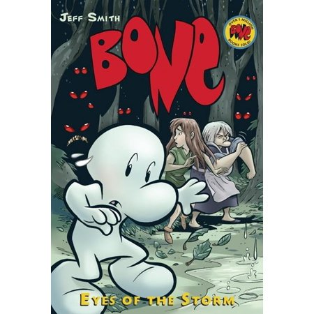 Bone Reissue Graphic Novels (Hardcover): Eyes of the Storm (Bone #3) (Series #03) (Hardcover)