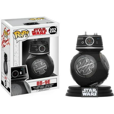 Funko Pop  Star Wars  The Last Jedi   Bb 9E