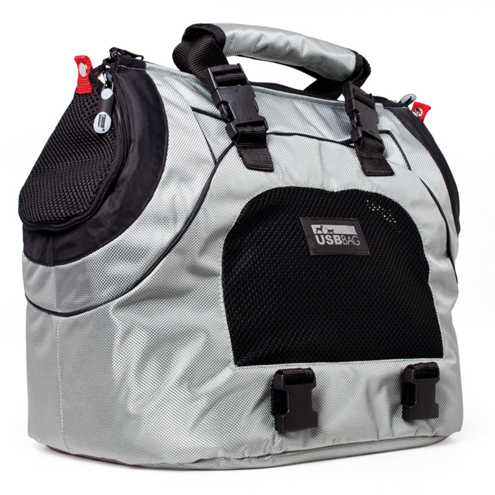 Pet Ego Multifunctional Silver Pet Carrier - Airline Approved