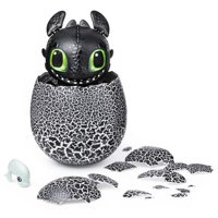 DreamWorks Dragons, Hatching Toothless Interactive Baby Dragon and Bonus Downloadable Episodes.