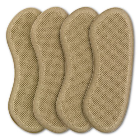 Sof Sole Heel Liner Cushions for Improved Shoe Fit and Comfort, 2 (Soles Heels Inserts)