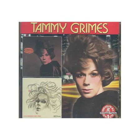 2 Lps On 1 Cd  Tammy Grimes  1962  Unmistakable  1963