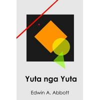 Yuta nga Yuta: Flatland, Cebuano edition (Paperback)
