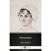 Persuasion by Jane Austen (Illustrated) - eBook