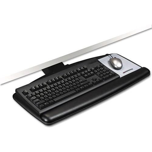 3M AKT70LE Adjustable Keyboard Tray