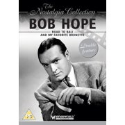 Bob Hope: Road to Bali & My Favorite Brunette by WIENERWORLD