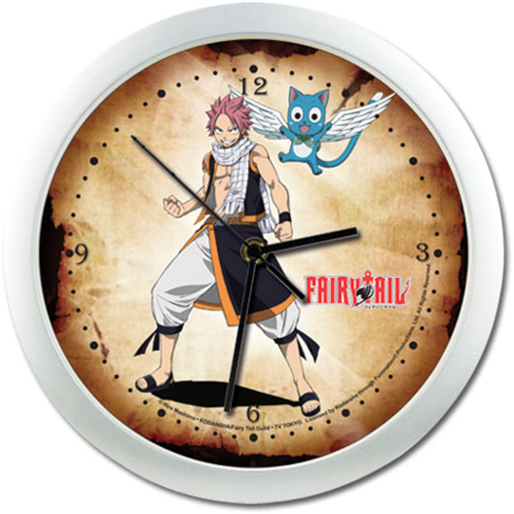 Fairy Tail - Wall Clock