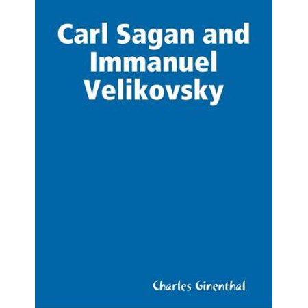 Carl Sagan and Immanuel Velikovsky - eBook