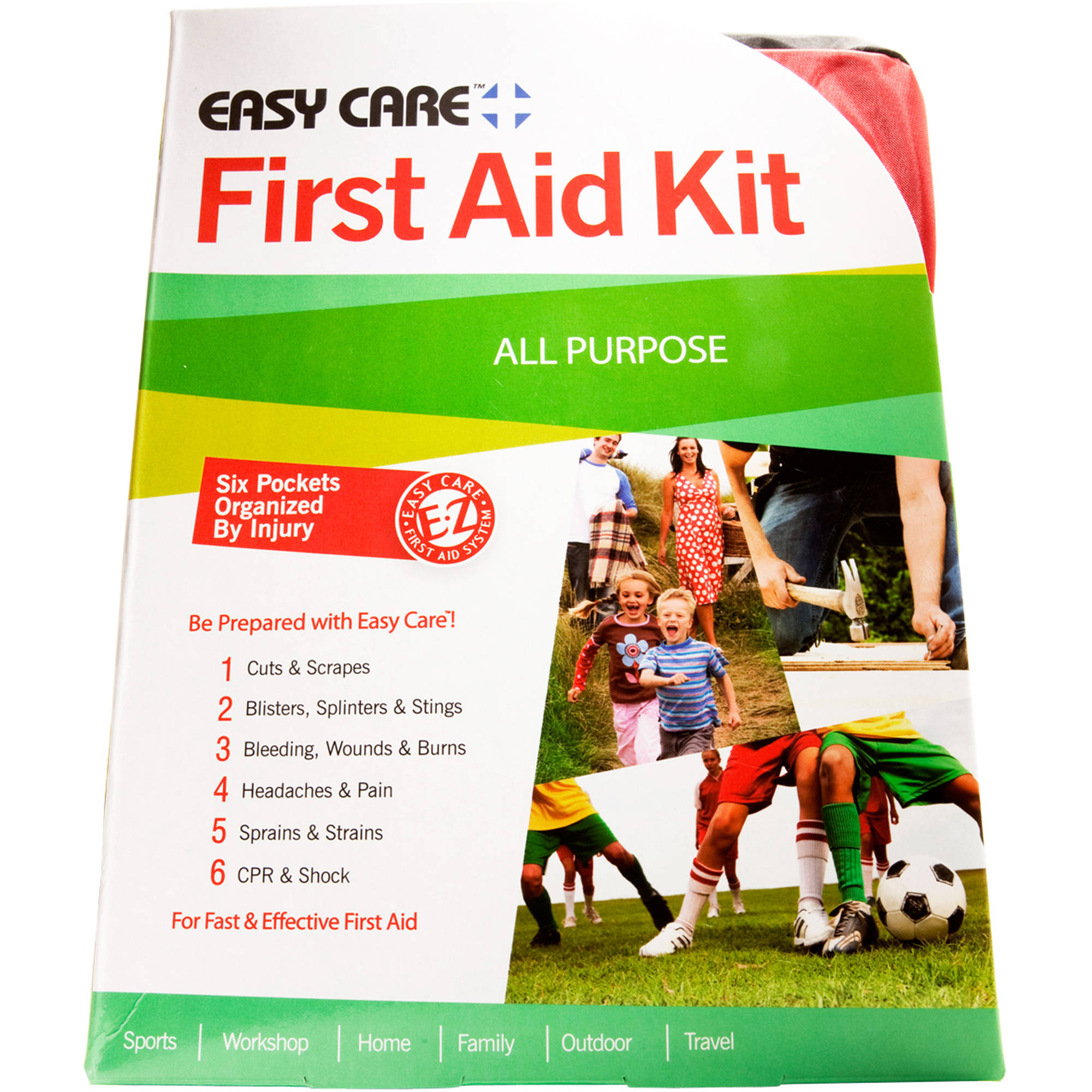 Adventure Medical First Aid Kit, EZ Care All Purpose