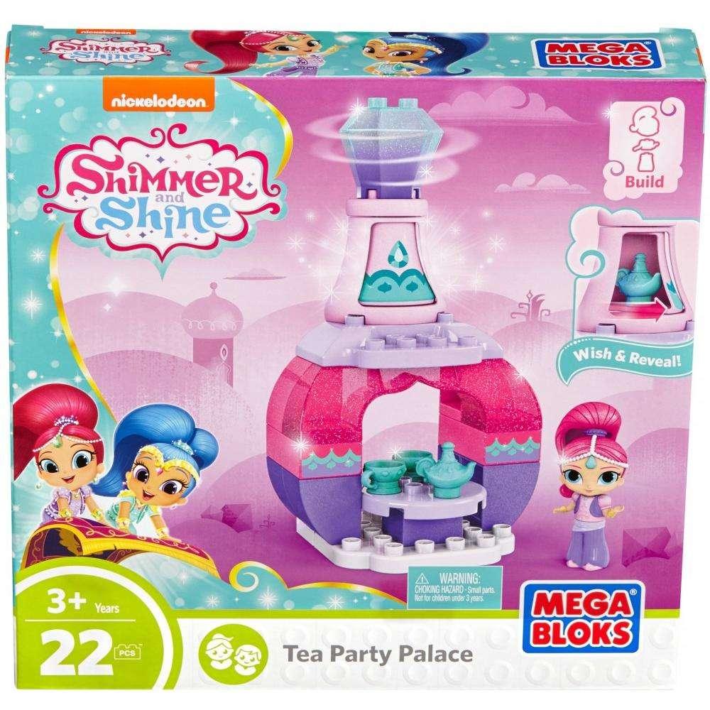 Mega Bloks Nickelodeon Shimmer and Shine, Tea Party Palace