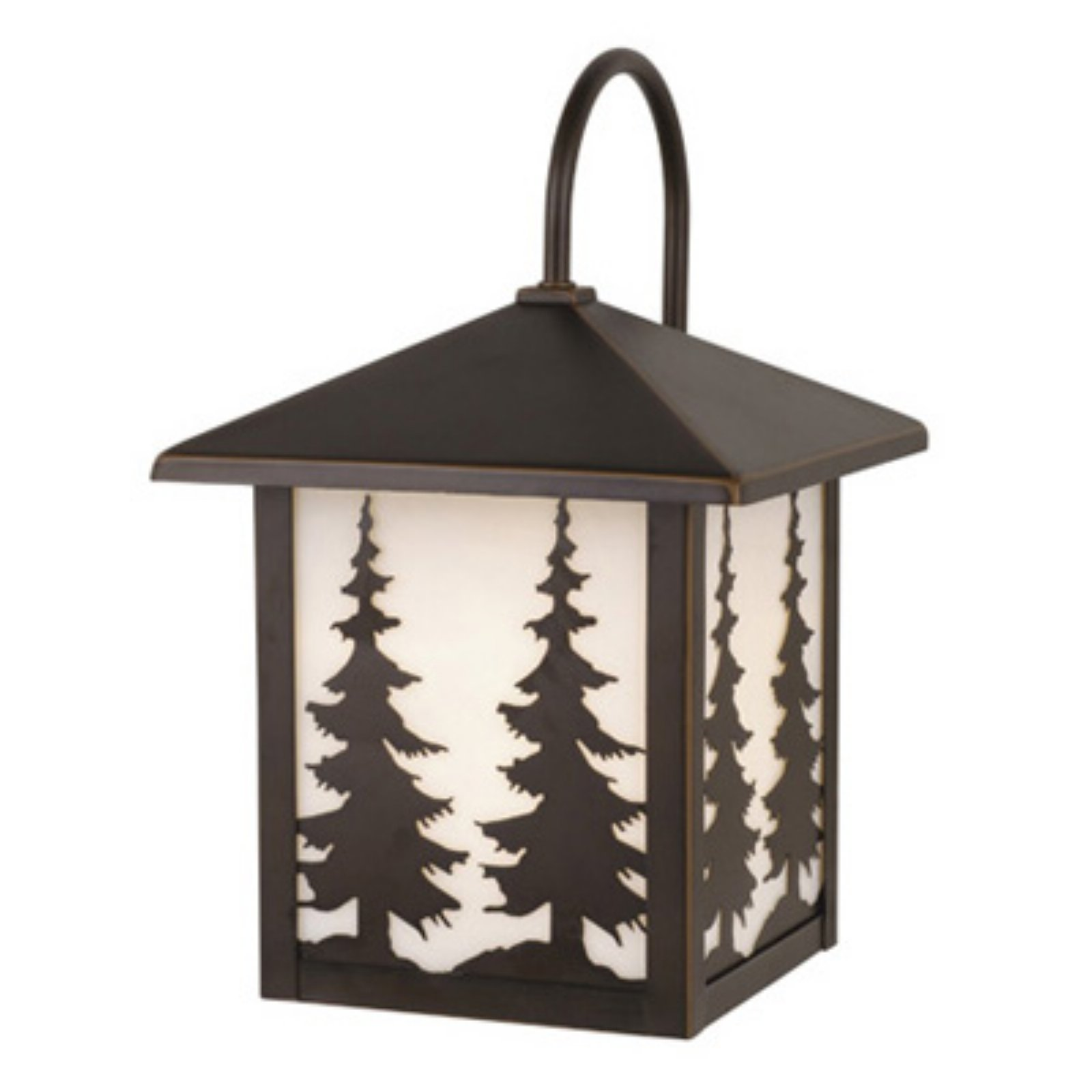 Vaxcel Yosemite Outdoor 8 in. Wall Light