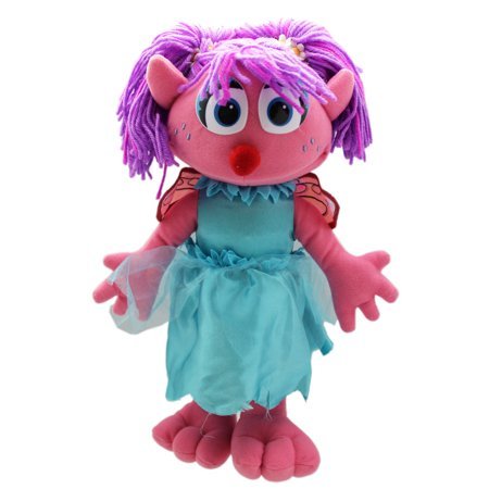 Sesame Street's Abby Cadabby Plush Toy With Secret Pocket ()