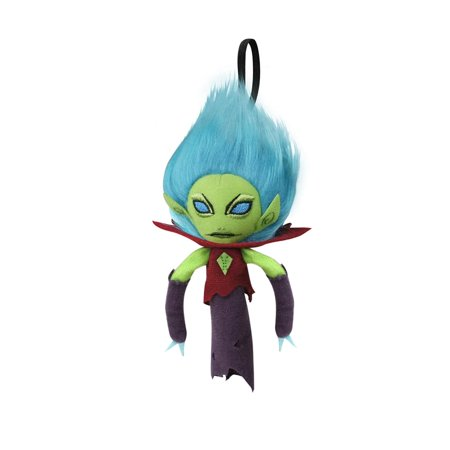 DOTA 2 5  Micro Plush: Death Prophet (No Code) Breathe new life into the online battle arena game you know and love with adorable characters from the DOTA 2 Micro Plush line! Each fun plush measures 5-inches tall and packs loads of personality! Note: This plush does not come with an in-game DLC code.