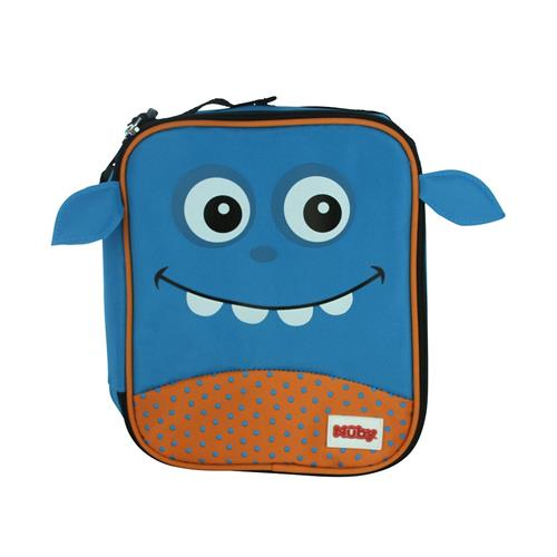 Nuby Monster Lunch Bag Blue One Size