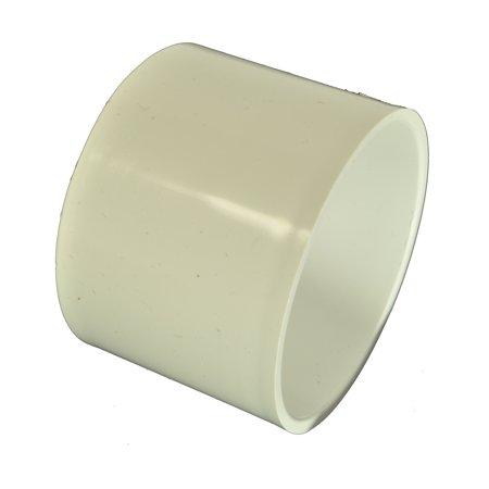 Bracket 2 Inch Tubing (Central Vacuum Built-In System PVC Slip Coupling For 2 Inch Tubing, SV8066 )