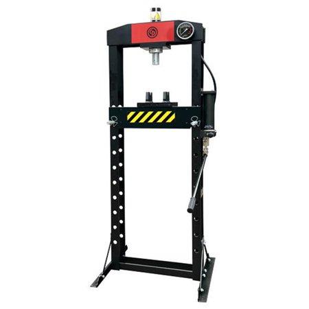 Pneumatic Press (Chicago Pneumatic CPT-8941086201 20 Ton Workshop Press)