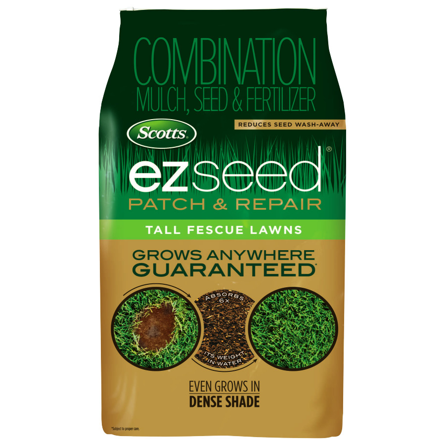 Scotts EZ Seed Patch & Repair Tall Fescue Lawns 20 lbs