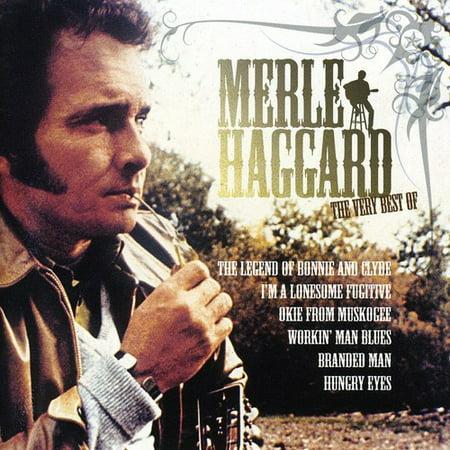 Very Best of (CD) (The Best Of The Best Of Merle Haggard)
