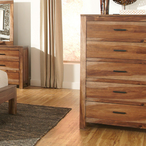 Wildon Home  Peyton 5 Drawer Chest