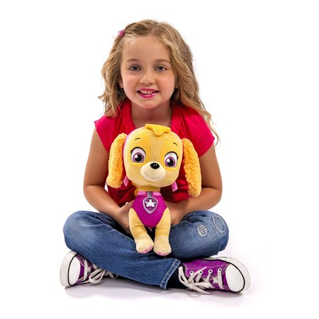 Best , Real Talking Skye Plush, Zoomer Zuma Black Zumas Rubble inches Favors Marshalls TShirt Pack Dog Pieces CHASE 12 Rocky Nickelodeon Chase Girls each Pop.., By Paw Patrol deal