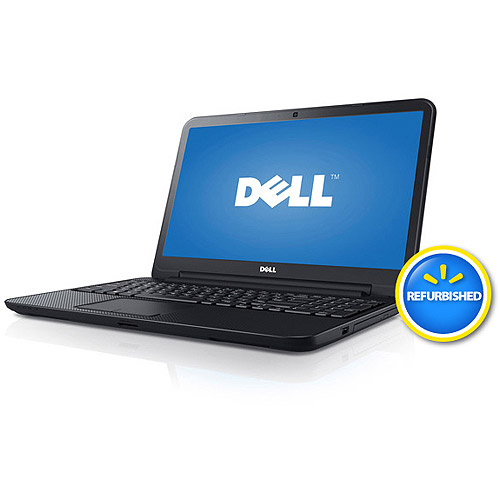 "Dell Black Matte 15.6"" Inspiron i15RV-1333BLK Laptop PC with Intel Core i3-3227U Processor and Windows 8 Operating System"