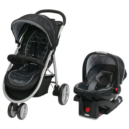 Graco Aire3 Click Connect Travel System   Gotham