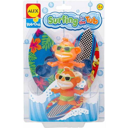(ALEX Toys Rub a Dub Surfing in the Tub)