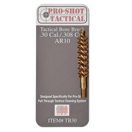 Pro-Shot .30 Cal. Bore Brush for Tactical Kit TB30