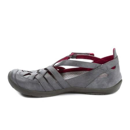 ddd9c45560ff0 Bare Traps Womens Farrell Closed Toe Casual Sport Sandals