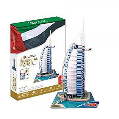 Cubicfun Mc101h Burj Al Ark Puzzle