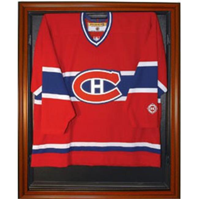 ATHLON CTBL-H3708 Hockey Jersey Deluxe Display Case Wood ...